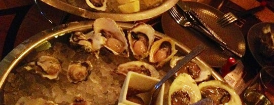 GT Fish and Oyster is one of Chicago Bib gourmand.