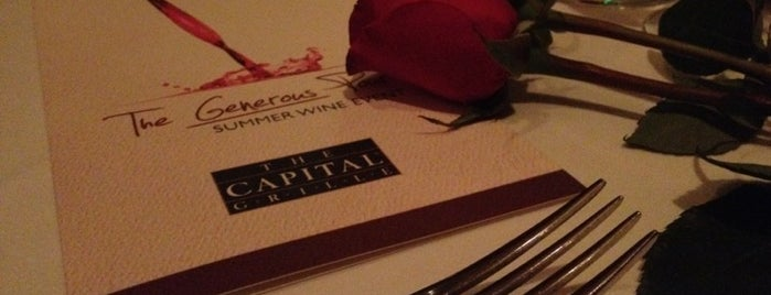 The Capital Grille is one of Posti che sono piaciuti a Raymond.