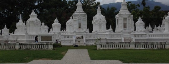 Wat Suandok is one of Follow me to go around Asia.