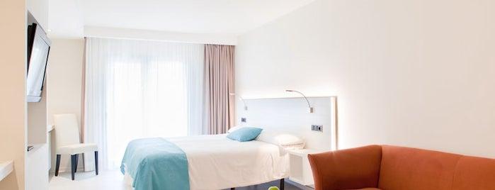 Hotel Spa La Terrassa is one of Gespeicherte Orte von Alex.