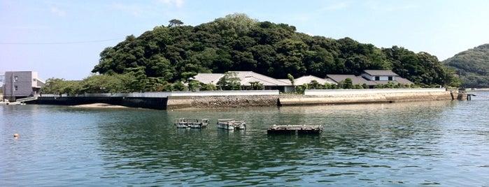 ミキモト真珠島 is one of 昔 行った.