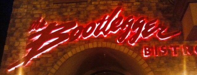 The Bootlegger Bistro is one of Wine / Drinks.
