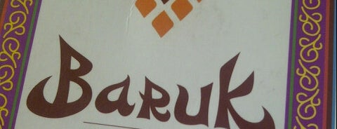 Baruk is one of SP Burger Fest - Novembro/13.