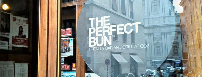 The Perfect Bun is one of Pappa a Roma!!!.