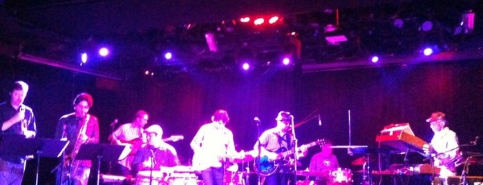 Le Poisson Rouge is one of New York's Best Music Venues - 2012.