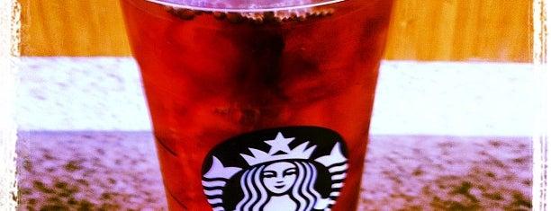 Starbucks is one of Jen : понравившиеся места.