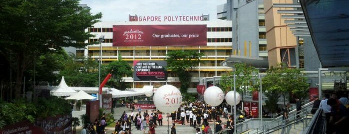 Singapore Polytechnic (SP) is one of Свои.