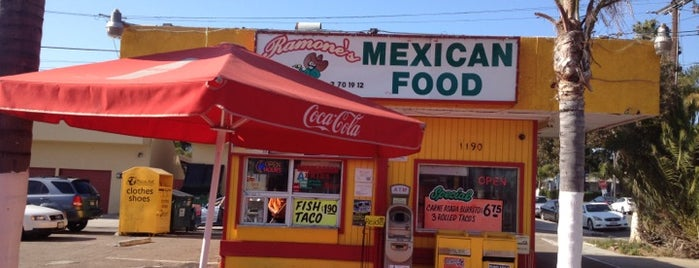 Ramone's Mexican Food is one of PB Hot Spots.