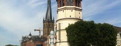 Burgplatz is one of StorefrontSticker #4sqCities: Düsseldorf.