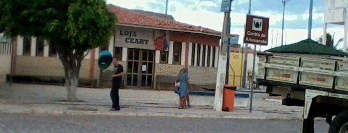 Centro de Artesanato - Canoa Quebrada is one of Posti che sono piaciuti a Alberto J S.