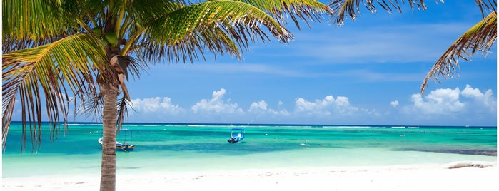 Playa Xpu-Ha is one of Riviera Maya.