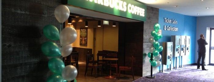 Starbucks is one of Liliia: сохраненные места.