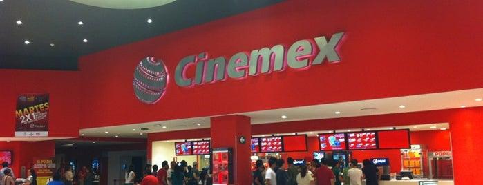 Cinemex is one of Luis 님이 좋아한 장소.