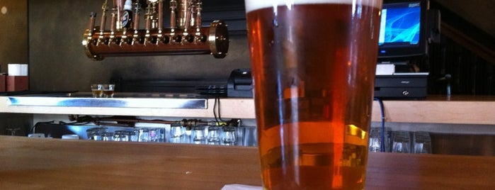 Tycoon's Zenith Alehouse is one of Minnesota Breweries and Brewpubs.