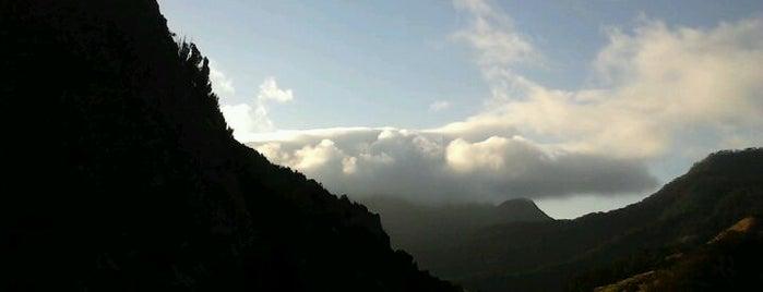 Miradouro do Pico do Facho is one of Madeira.
