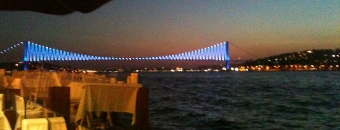 Yakamoz Restaurant is one of ● food in istanbul ®.