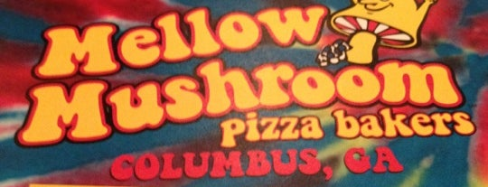 Mellow Mushroom is one of Bars in Columbus, GA #visitUS.