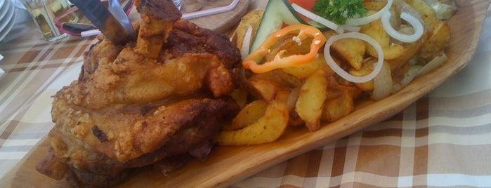 Csülök Csárda is one of Ahol jó enni.