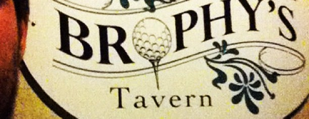 Brophy's Tavern is one of Carmel.