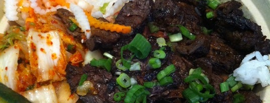 Kimchi Grill is one of Prospect/Crown Hts To Do.