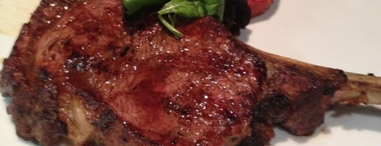 Anthony's Prime Steak & Seafood is one of Posti salvati di Lizzie.