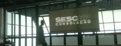 Sesc Consolação is one of Dicas Caraigá.