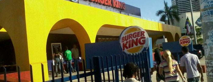 Burger King is one of Tempat yang Disukai Th.