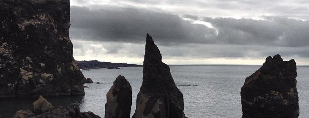 Reykjanesviti is one of Island - nutno vidět.. ;).