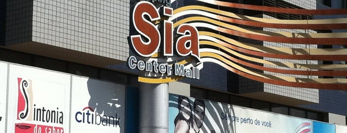 SIA Center Mall is one of Henrique 님이 좋아한 장소.