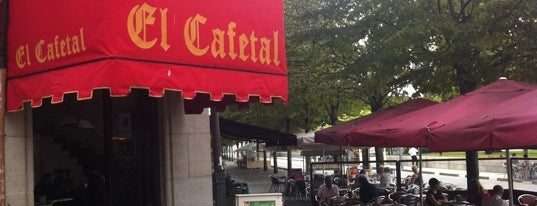El Cafetal is one of Lugares favoritos de Carlos.