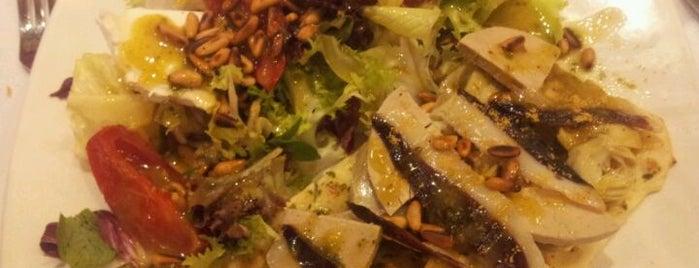 Tagliatella is one of Restaurants habituals i recomenats.