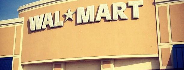 Walmart is one of Gespeicherte Orte von Alan.
