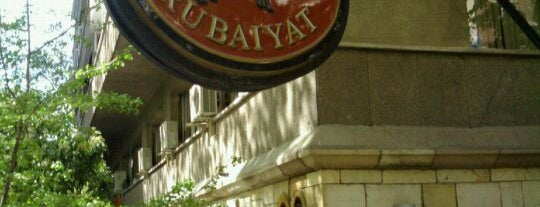 Baby Beef Rubaiyat is one of Restaurantes.