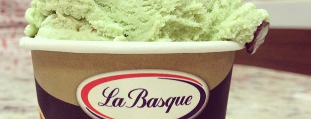 La Basque is one of Lanches e Sobremesas.