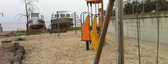 Spielplatz am Hafen is one of Steinhuder Meer für Kinder.