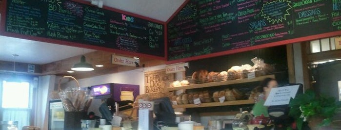 The Black Dog - Bakery Cafe is one of Lieux qui ont plu à Gregory.