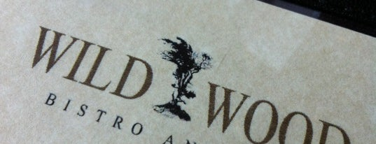 Wild Wood Pacific Bistro is one of Whistler, BC.