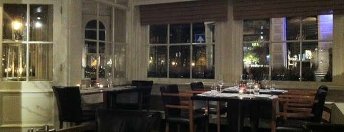 Restaurant Keizersgracht 238 is one of My Amsterdam indulgences....