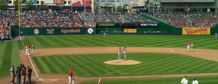 Nationals Park is one of Ballparks Across Baseball.