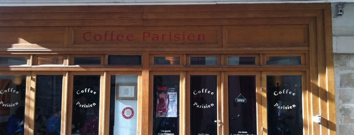 Coffee Parisien is one of Paris TOP Places.