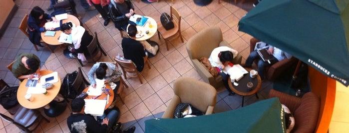 Starbucks 星巴克 is one of Orte, die Kevin gefallen.