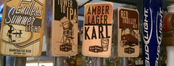 Karl Strauss Brewing Company is one of Beer.