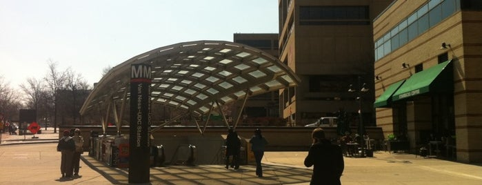 Van Ness-UDC Metro Station is one of DC Metro Insider Tips.