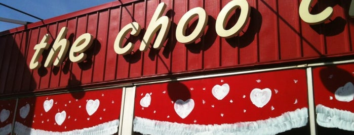 The Choo Choo is one of Favorite Kid Places in Chicago.