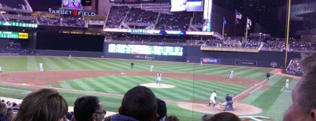 Target Field is one of Major League Baseball Parks.