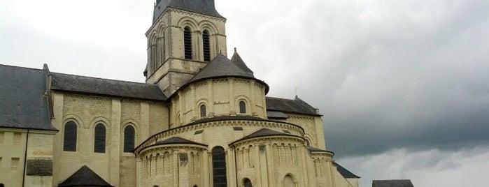 Abbaye de Fontevraud is one of Roadtrip / Loire.