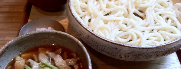 Udon Yamacho is one of Tokyo.