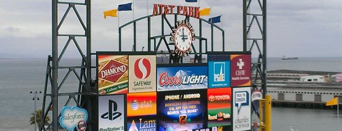 Oracle Park is one of Must Visit Spots In San Francisco.