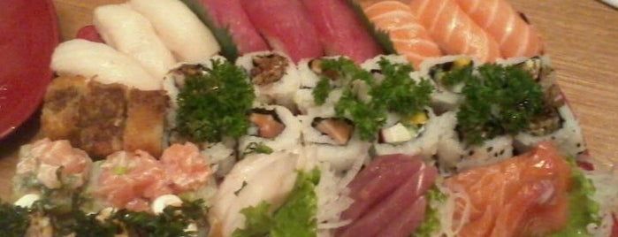 Flying Sushi is one of Comer na Vila Leopoldina e arredores.