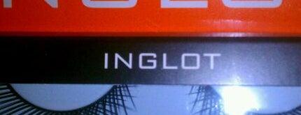 Inglot is one of สถานที่ที่ Funz ถูกใจ.